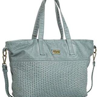 Lois: bolso de mano grande para compras de mujer. 2 asas y bandolera ...