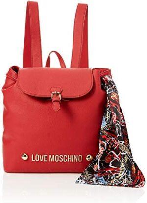 Love Moschino Borsa Bonded PU, Bolso de mano. para mujeres, 12x30x30 cen ...