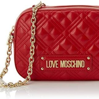 Love Moschino Jc4208pp0a, Bolso de hombro para mujer, 22x16x6 Centimet ...