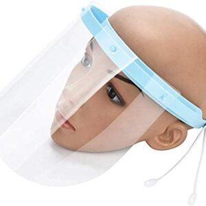 Máscara Anti y Saliva Película protectora Máscara médica, 10 piezas Ca ...