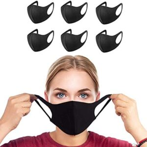 Máscara antipolvo Kangcheng Algodón lavable Máscara suave de media cara ...