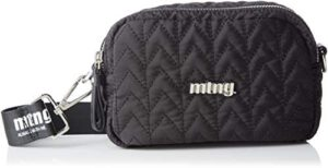 MTNG Bengal Bag Black C-15302 Nylon Black