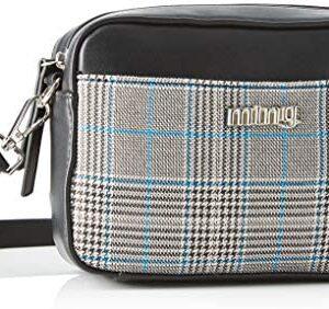 MTNG Kanda, bolso bandolera para mujer, 7x15x19 cm (ancho x alto x largo)