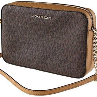 Michael Kors Jet Set Item Lg Crossbody para Mujeres