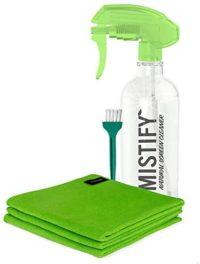 Mistify - Limpiador de pantalla natural de botella de spray gigante de 500 ml ...