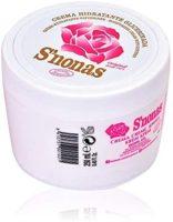 S´Nonas S & # 39; Nonas crema hidratante de manos glicerinada, 250 ml, paquete de 1
