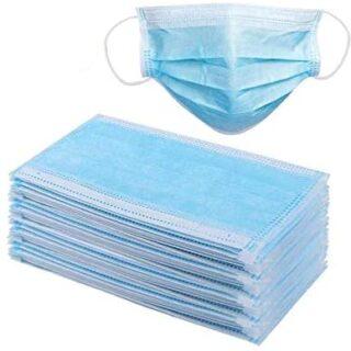 SKTCNB Protective Health 3 Ply Mask Bolsa sellada estándar ...