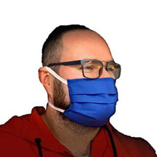 SOFTSAIL máscara de protección contra el viento y el polvo, lavable, reutilizable ...