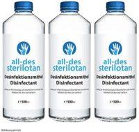 Sterilotan - Para uso en manos y superficies - Para llevar y en casa ...
