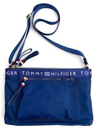 Tommy Hilfiger 3468 XBody - Bolso de hombro (27 x 20 x 4 cm, doble ...