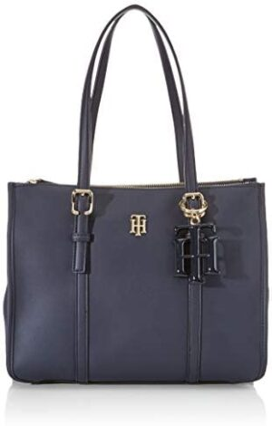 Tommy Hilfiger Th Chic Small Satchel - Bolsos de maletín para mujer
