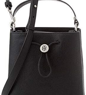 Tommy Hilfiger Th Core Mini Bucket - Bolsos bandolera Mujer