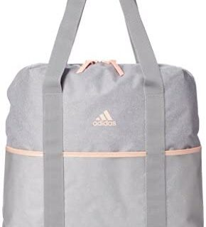 adidas W TR ID Tote, Bolso de bolos para mujer, Gris (Brgrin / Narcla / Gric ...