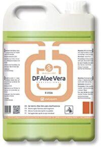 Aloe Vera Gel de manos 5 litros Producto con pH neutro indica el límite ...
