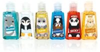 Creemos - Pack de 6 WeBeez Collection Animaux