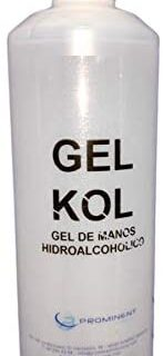 GEL DE MANO HIDROALCOHOLICO KOL 750ml