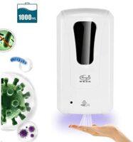 Máquina desinfectante de manos sin contacto WFGZQ, ja ...