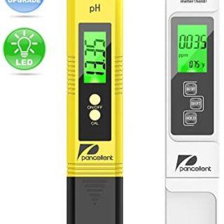 Calidad del Agua Medidor de Prueba pancellent TDS PH CE Temperatura 4 ...