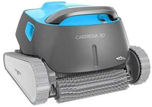 Dolphin Carrera 30 - Robot limpiafondos para piscinas (fondo,paredes y...