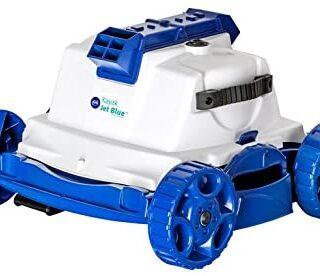 Gre RKJ14 Kayak Jet Blue - Robot Eléctrico Limpiafondos de Piscina, 18...