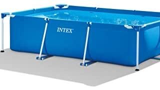 Intex 28272NP  Small Frame - Piscina desmontable, 300 x 200 x 75 cm, 3...