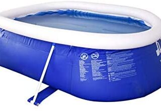 Super11Six 68810- Piscina Desmontables Oval- Steel Pro - Piscina Grand...