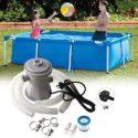 Azonesyeo - Bomba de filtro de piscina, limpiador de piscina, filtro d...