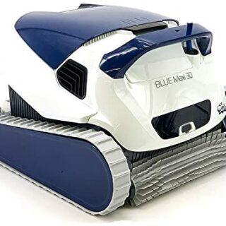 Dolphin BLUE Maxi 30 - Robot automático limpiafondos para piscinas (fo...