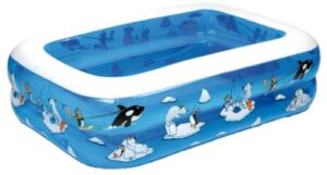 Fridola Wehncke 12450 My First Pool - 4in1 Piscina Hinchable para niño...