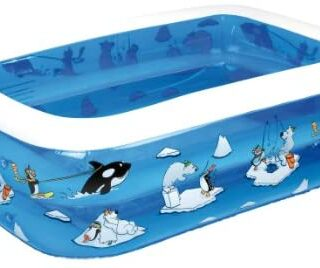 Fridola Wehncke 12450 My First Pool - 4in1 Piscina Hinchable para niño...