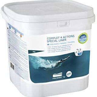 Gre 76012 - Cloro multifunción para el tratamiento de las piscina, 4 a...