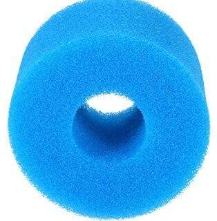 KKmoon - Filtro de esponja reutilizable lavable para filtro de piscina...