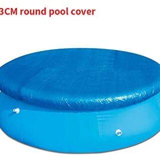 LMTXXS - Funda para piscina, cubierta de drenaje para detener las hoja...