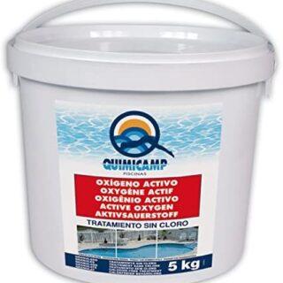 QUIMICAMP 206205 - Oxigeno, Tableta de 200 g