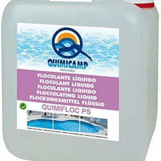 Quimifloc PS - Floculante líquido para piscinas - 5 l
