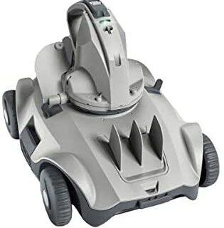 Robot Limpiafondos Manga X Para Piscinas, Sin Cables, Sin Mangueras, B...