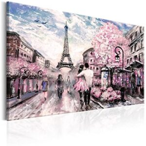 murando Cuadro en Lienzo 120x80 cm - Paris 1 Parte Impresión en Materi...