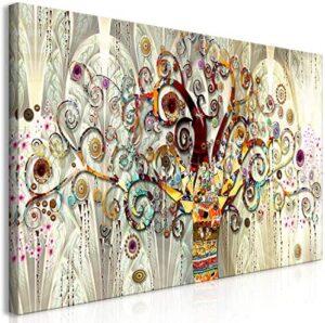 murando Cuadro en Lienzo Gustav Klimt 120x60 cm - 1 Parte Impresión en...