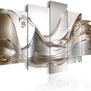 murando - Cuadro en Lienzo Orquidea 200x100 cm Abstracto Impresión de ...