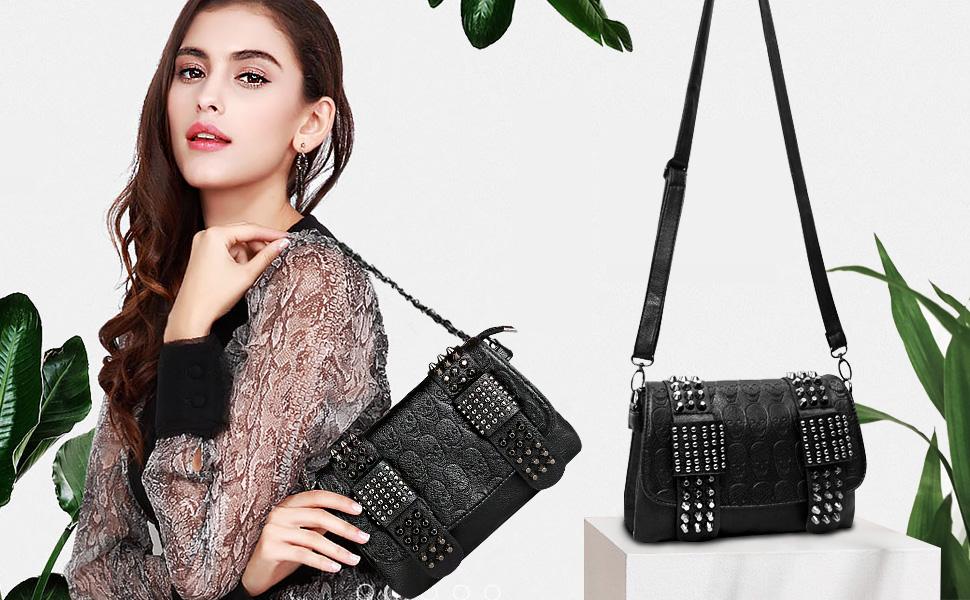 bolsos de mujer negro