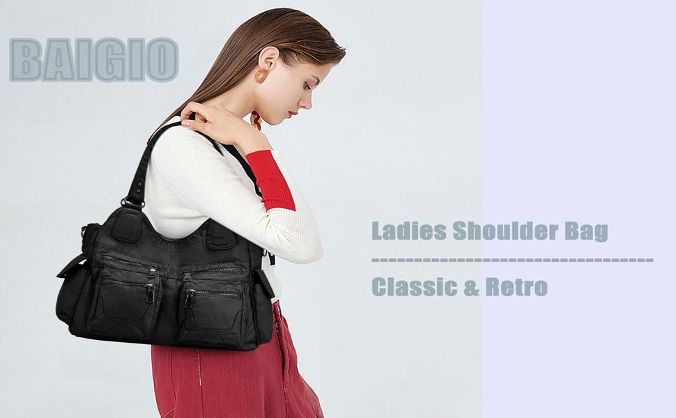 bolso de cuero mujer