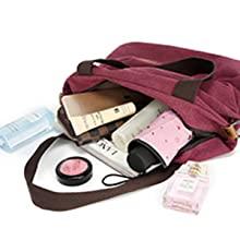 bolso de lona, bolso de hombro, bolso de mano, bolso de compras, bolso de hombro negro para mujer, bolsos de hombro grandes