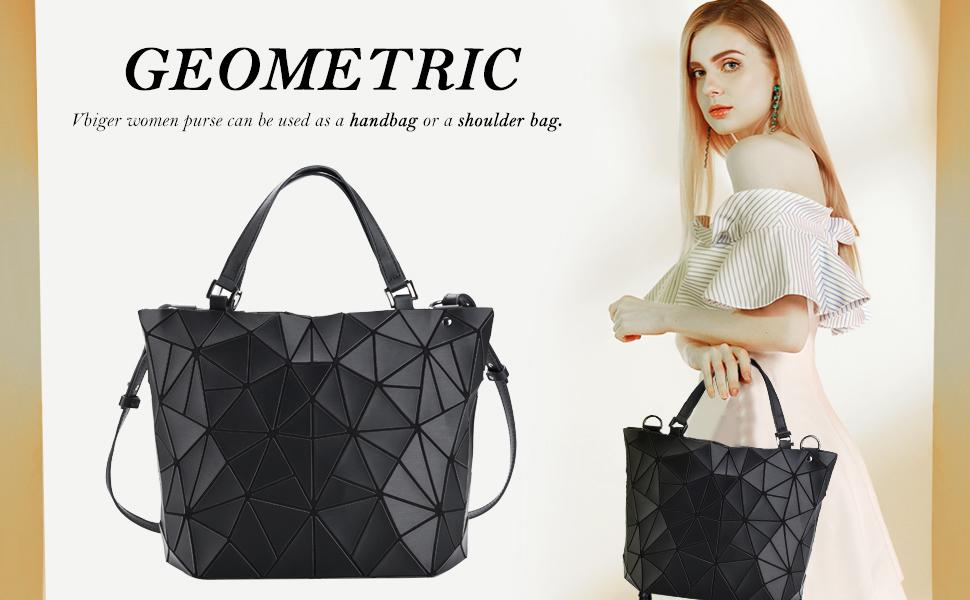 Bolso Geométrico Mujer