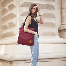 Bolso de hombro, bolsos de mujer baratos, bolsos de mujer para viajar, bolso de mujer para la escuela