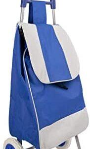 Art. 741057 Carro para la compra con bolsa de poliéster...