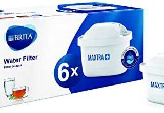 BRITA MAXTRA+ – Pack6filtros para el agua, Cartuchos...