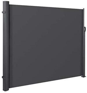MVPower Toldo Lateral de Aluminio de 300 x 160 cm/180...
