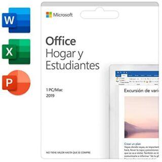 Microsoft Office Hogar y Estudiantes 2019 | Todas las...
