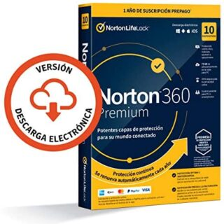 Norton 360 Premium 2021 - Antivirus software para 10...