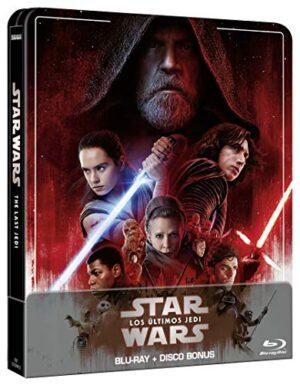 Star Wars: Los últimos Jedi (Edición remasterizada) -...